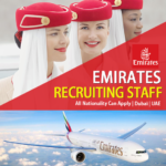 EMIRATES CABIN CREW NEW JOB OPPORTUNITIES IN EMIRATES GROUP CAREER