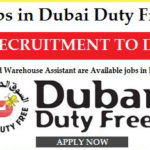 Warehouse Assistant in Dubai Duty Free