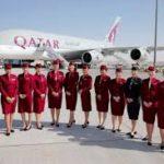 Qatar Airways Cabin Crews Jobs