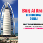 Immediate Openings at Jumeirah Group in United Arab Emirates