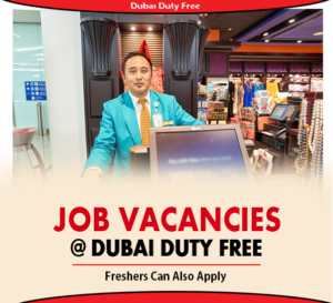 Sales Assistant Jobs in Dubai - Dubai Duty Free Career