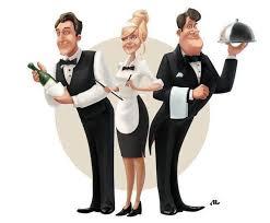Experienced waiters/waitresses needed