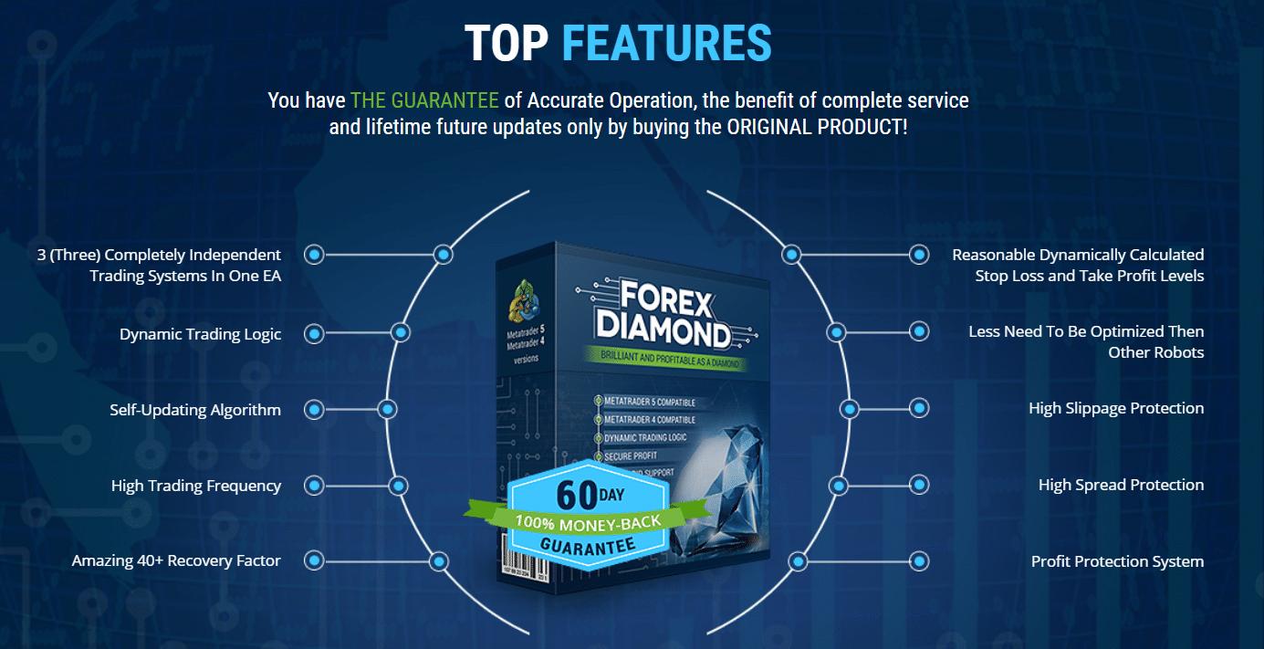 Forex Diamond Review • FX EA Review