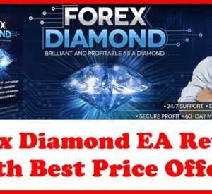 Want to get more money and become financially free? You need Forex Diamond EA.
